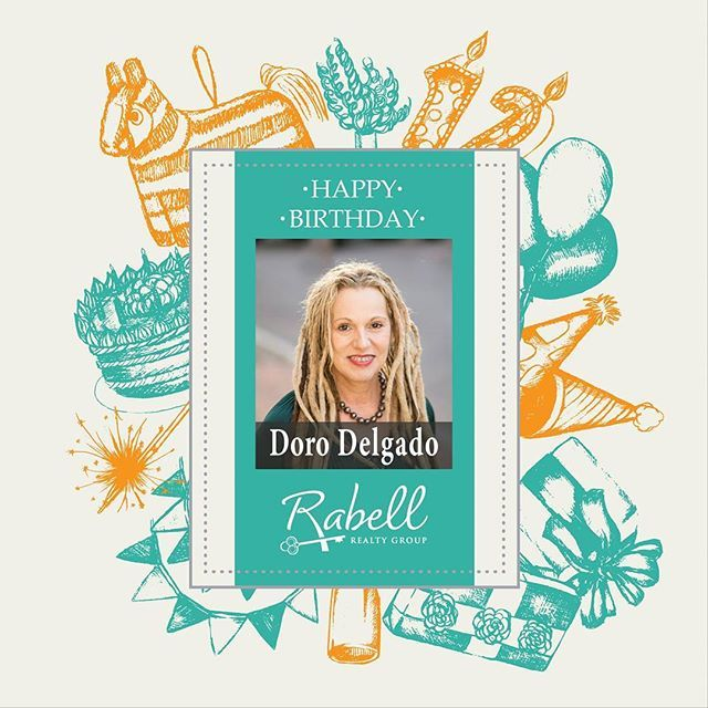 Alles Gute zum Geburtstag! Happy birthday to Realtor Dorothea Delgado! Born & raised in a small town in southern Germany 'Doro' now resides in Gainesville with her dogs Yeti and Tego and is passionate about nature sustainability springs local community and culture. Whether buying or selling Dorothea is exited and inspired to create a successful empowering Real Estate experience for you & is ready to help you #findyourplaceintheworld!  Doro@BuySellRabell.com; 305.394.7202.