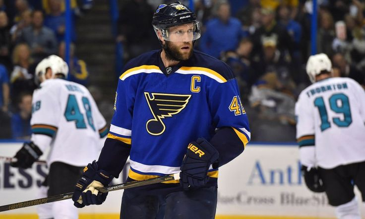 David Backes | David Backes writes emotional farewell note to St. Louis Blues fans ...