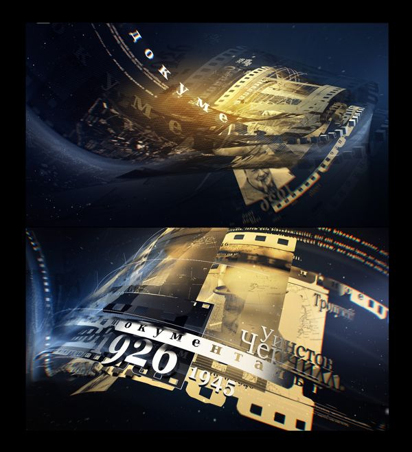 TVC Documentary by MADPIXEL , via Behance. Styleframes broadcast graphic design