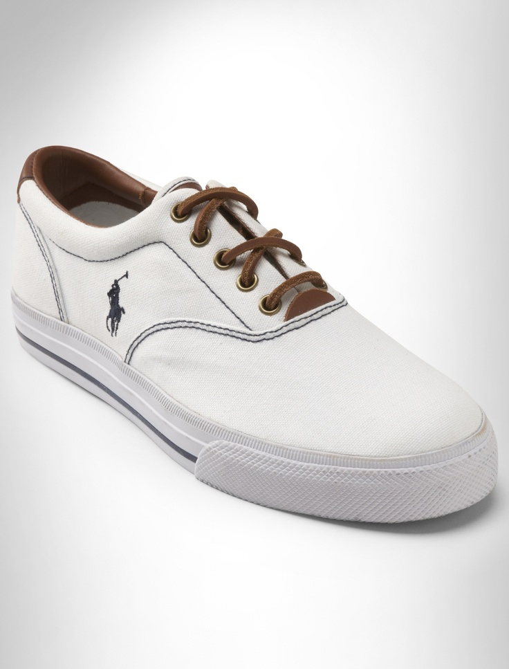 Polo Ralph Lauren® Vaughn Canvas Casuals