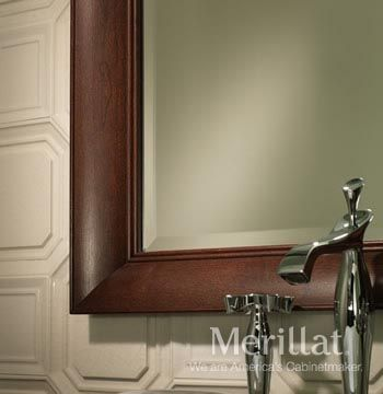 Wall Portrait Framed Mirror   Masterpiece® Accessories   Merillat®  Cabinetry. Add A Simple