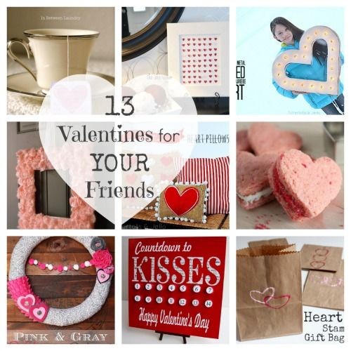 13 Diy Valentine S Gifts For Your Friends Babbleeditors