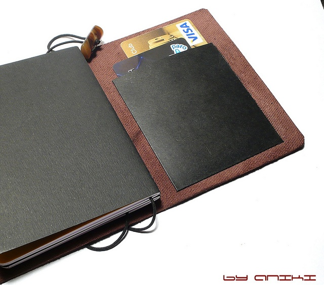 notebook #notebook #paper #stationary $18 Aniki Bibu Wallet Size Notebook For Ladies
