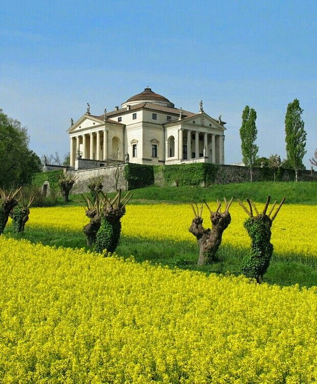 Villa La Rotonda, Vicenza, Veneto