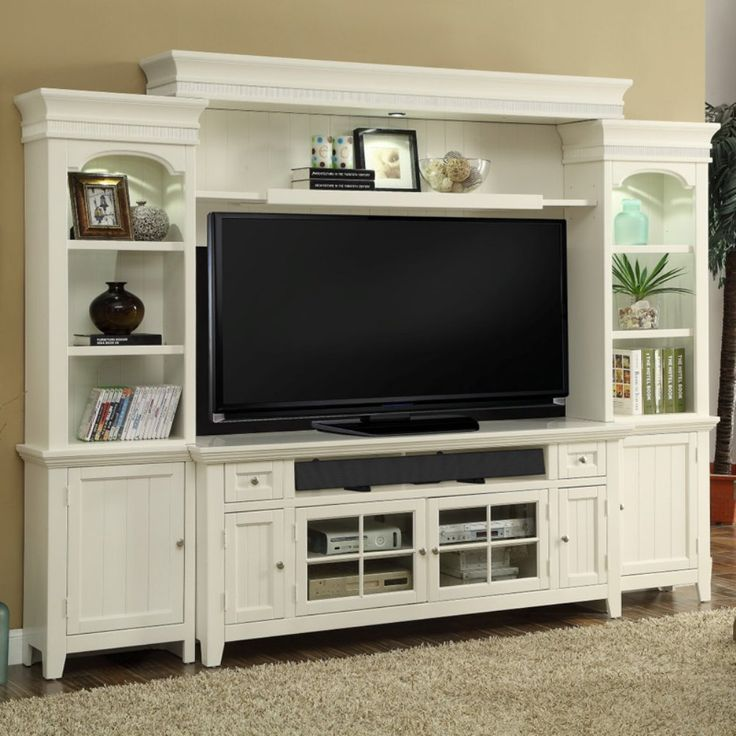 Best 25 entertainment centers ideas on pinterest media center tv stand ideas for living room for The parkers tv show living room