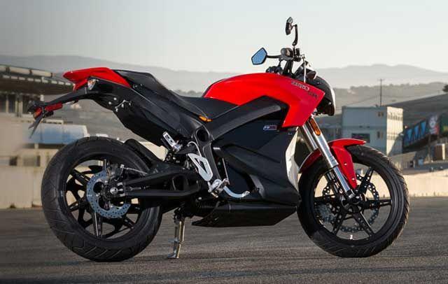 Zero SR 2014 Versión elite- 50 kW (68 CV). Un motor con un par Motor lineal de 144 Nm,  100 km/h en 3.3 Vmax167 km/h. 2014 de Zero Motorcycles Precio  12.995 dólares. a 16.995 dólares.