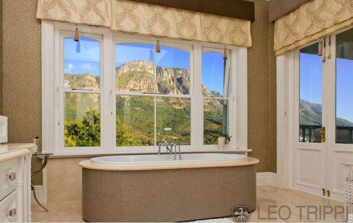 Beautiful views, garden, interiors and absolute privacy. #CapeTown