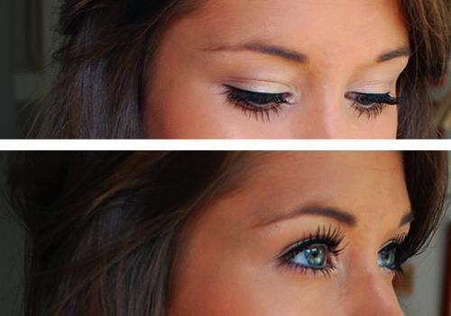 bright eyesPretty Eye, Eye Makeup, Bright Eye, Eye Shadows, Eye Make Up, White Shadows, Eyemakeup, Wedding Makeup, White Eyeshadows