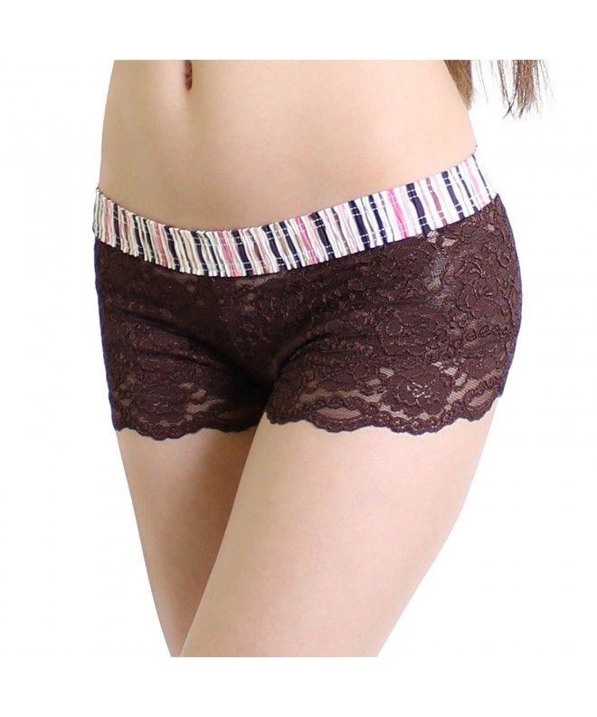 1280df2bbd3f Original Lace Boxer Brief Underwear for Women
