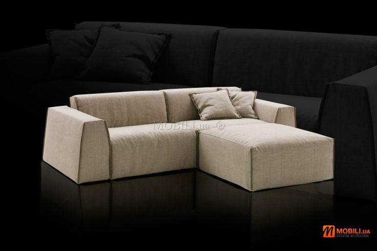 Угловой диван кровать с ортопедическим матрасом Италия MOBILI DIVANI