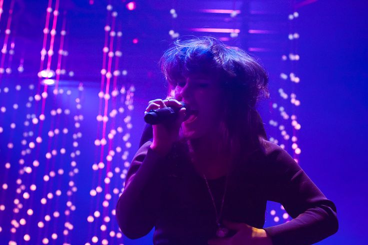 Purity Ring @ Roundhouse London 29/10/15