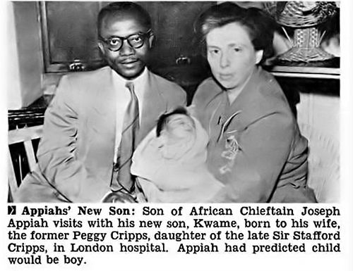 Dr Joe Appiah, then the Ghana government`s representative in Britain caused an international sensation and racial diplomatic uproar when ...