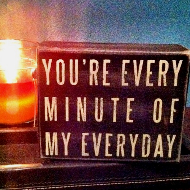 our song :] Everything by Michael Buble