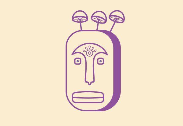 Masks 2 / /(c) basia lukasik, typohole)
