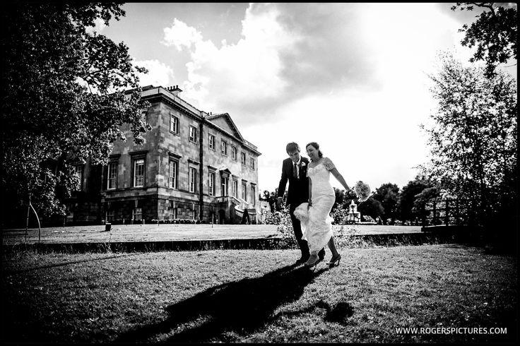 Botleys Mansion in Surrey is a pretty special wedding venue -