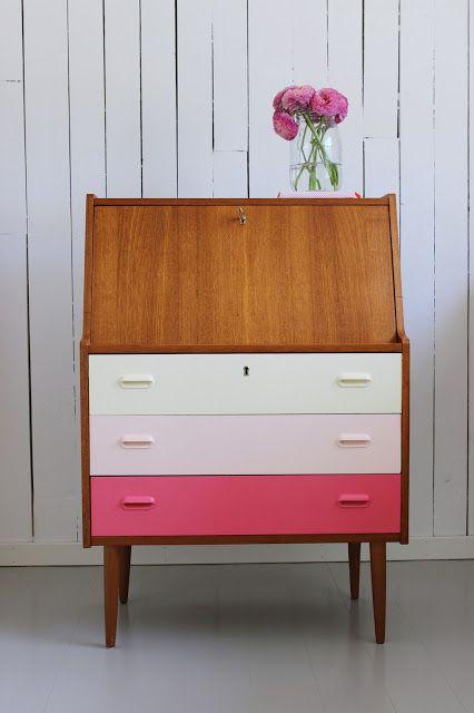 Furniture Pøbel: bureau is finished!