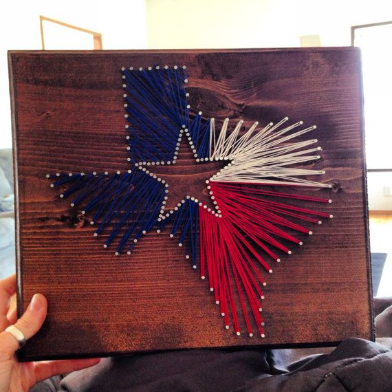Texas, star, state, home, Texas pride, lonestar, string art...LOVE TEXAS