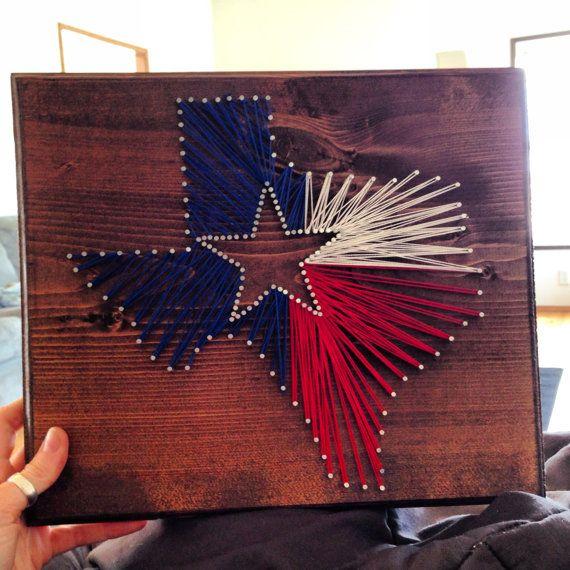 Texas, star, state, home, Texas pride, lonestar, string art