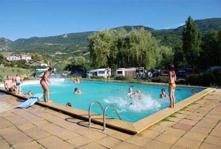 Activiteiten op de camping Méouge - 3 sterren - Hautes Alpes