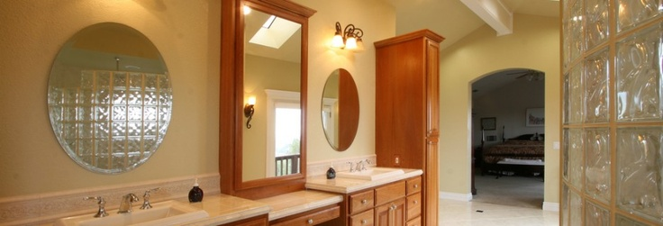 ideas on bathroom renovations  www.lcdconstruction.ca  #bathroom #renovations #improvements