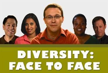 """Diversité: le face à face - 2008 -- """"Ce programme de formation explore les 4 principaux aspects de la diversité en milieu de travail: les stéréotypes, les similarités, l'unité & les avantages. Témoignages de personnes qui vivent & travaillent dans un milieu diversifié. En plus de définir ce qu'est la diversité, ce programme nous permet de découvrir les avantages d'une organisation diversifiée. Le monde a changé et en raison de la mondialisation, la diversité est plus importante que jamais."""""""