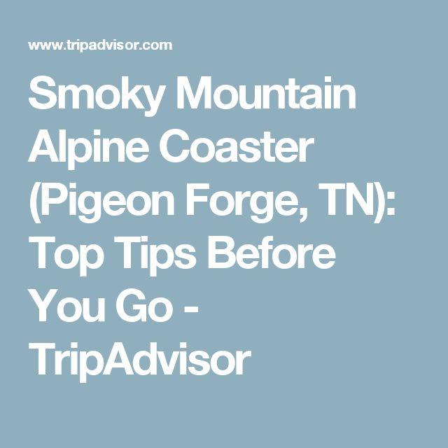 Smoky mountain alpine coaster coupon