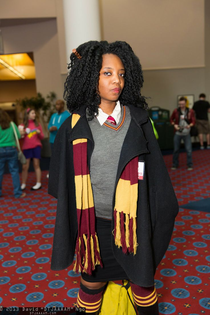 harry potter cosplay by - photo #17