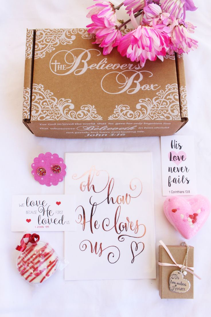 The Believers Box A Monthly Subscription For
