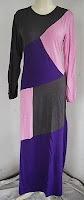 Zahra Shop Collection: Gamis Anggun, indahnya warna-warni buat hidupmu kian berwarna :)