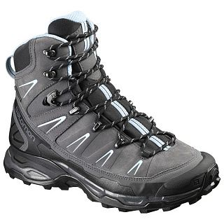 Ботинки женские Salomon X Ultra Trek GTX Dark Cloud/Black/Cristal
