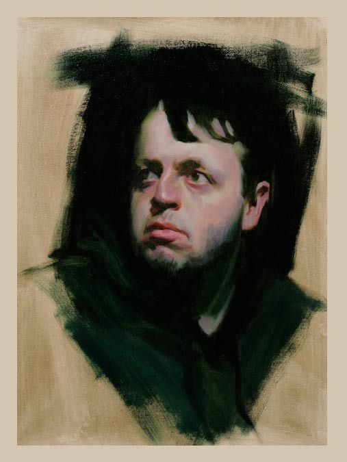 Louis Smith Art, Royal Society of Portrait Painters 2012