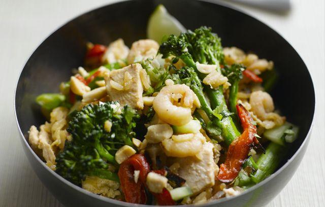 Diana Henry's Tenderstem Nasi Goreng – can be made with prawns or ...