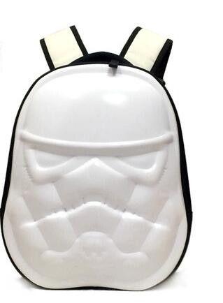 schooltas 3D Black Knight backpack kids cartable enfant children school bags school bags for boys/girls backpack for children