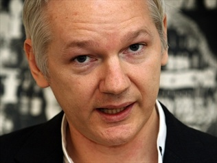 JULIAN Assange won't leave the Ecuadorean embassy in London even if Sweden drops its investigation into allegations he sexually assaulted two women.  Read more: http://www.news.com.au/breaking-news/world/im-staying-put-in-embassy-assange/story-e6frfkui-1226666051641#ixzz2WguUVE25