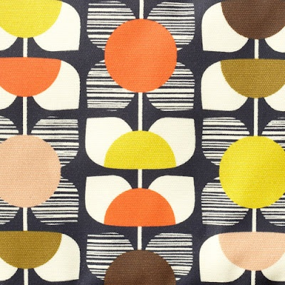 (assuming this is) textile design by orla kiely
