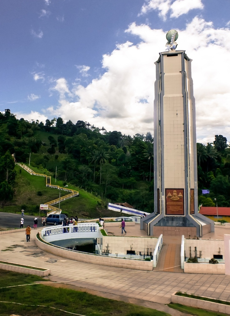 Bukit Kasih (Kawangkoan, Minahasa, Sulawesi Utara, Indonesia)