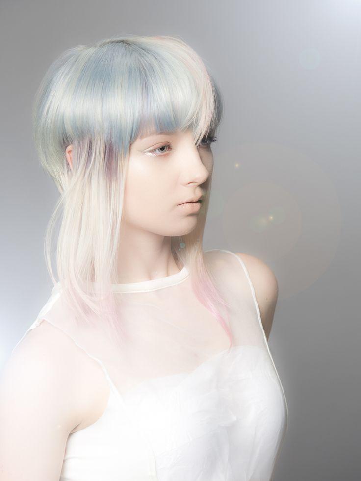 Journey to Enlightenment Wella Trend Vision 2015  Hair by Ilona Garson