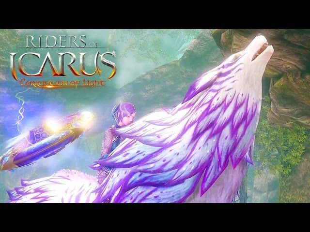 Riders of Icarus - Corruption of Light Update Mount Trailer - http://gamesitereviews.com/riders-of-icarus-corruption-of-light-update-mount-trailer/