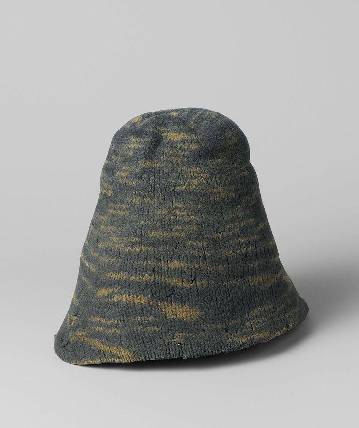 Topstuk van het Rijksmuseum: Wollen mutsen van Nederlandse walvisvaarders, anoniem, ca. 1650 - ca. 1800