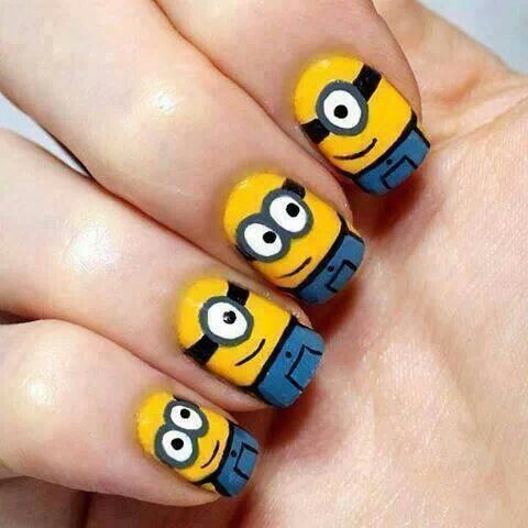 DEFIANTLY DOING THESE ON MY NAILS!!!