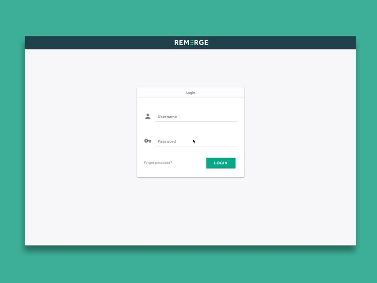 float labels #ui #ux #animation #design #web