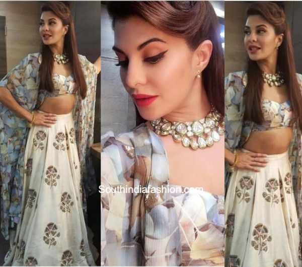 Jacqueline Fernandez in Arpita Mehta photo