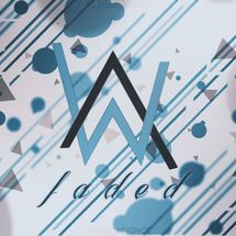 Alan walker 25 pinterest - Alan walker logo galaxy ...