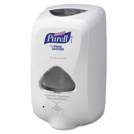 Gojo Gray And White Automatic Commercial Soap Dispenser 2720-12