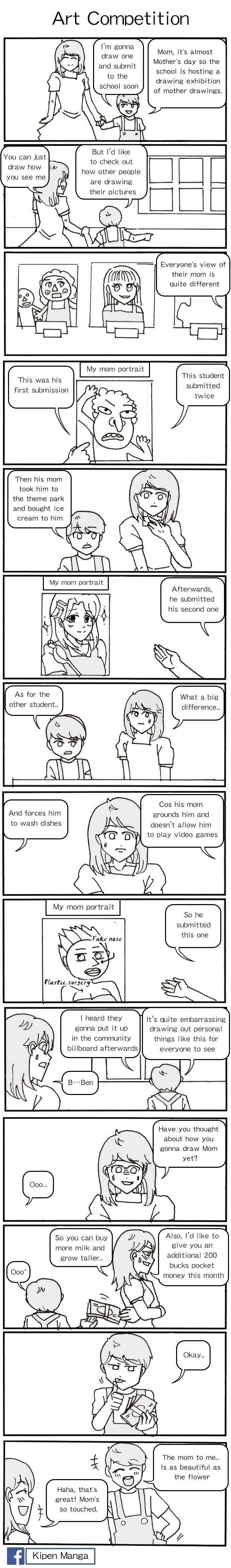 Manga - Art Competition