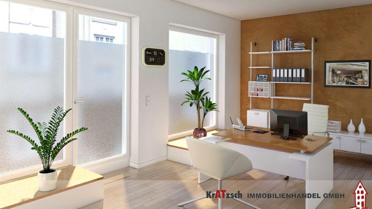Die beiden Erdgeschosseinheiten, Wohnung Nr. 1 und Nr. 2 bieten eine tolle Gelegenheit das Büro zu Hause zu betreiben. Hier ist sogar ein separater Zugang von der Straße aus Möglich, sodass Kunden keinen Kontakt zu Wohnung bekommen.