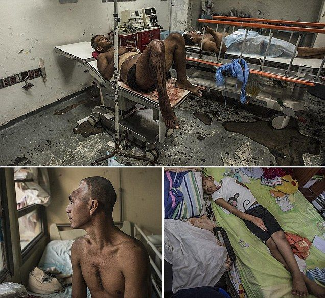 Inside Venezuela's crisis-hit hospitals where 7 babies die a day