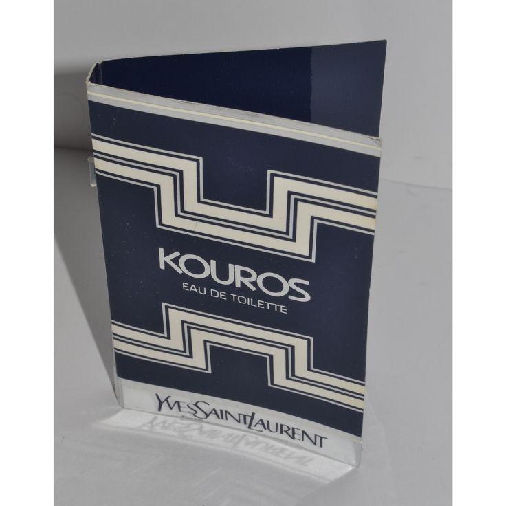 Kouros Eau De Toilette By Yves Saint Laurent
