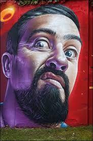 hier ben ik geweest met pa     graffiti hall step in the arena