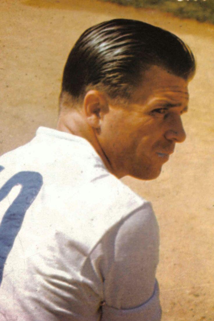 Puskás Ferenc (1960) - Magyar Fotóarchívum